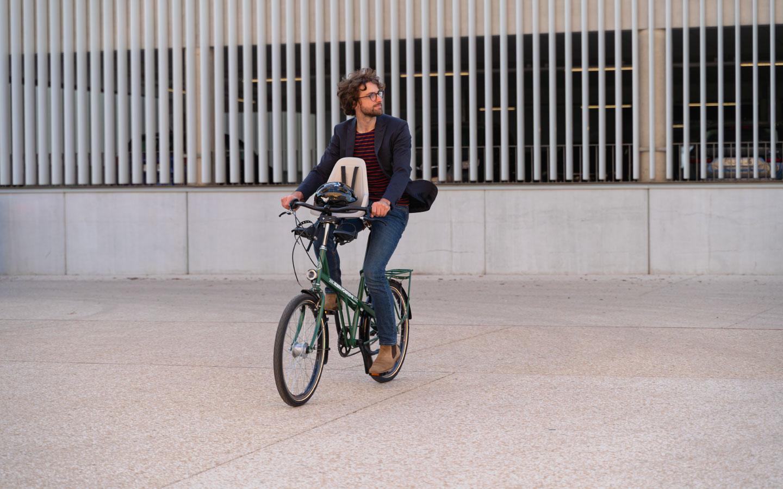 vélo de ville Jean Fourche pour tous
