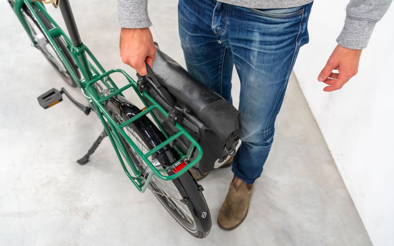 Vélo de ville pratique Jean Fourche