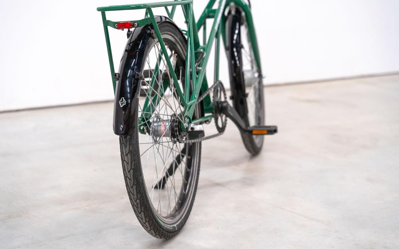 Garde Boues Vélo de ville Jean Fourche