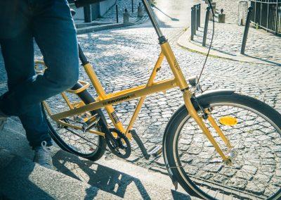 Vélo adulte petite taille