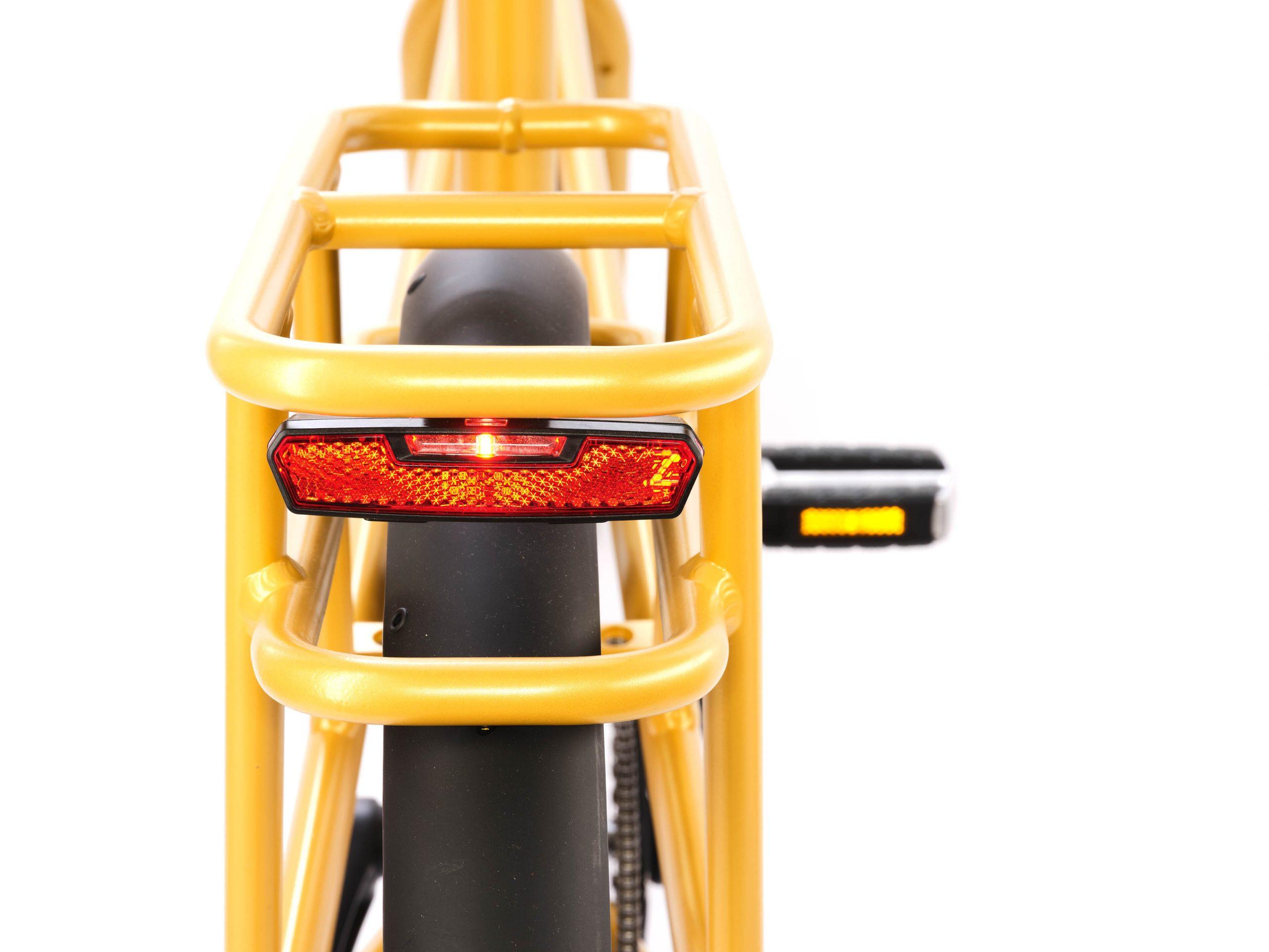 lumière arrière vélo