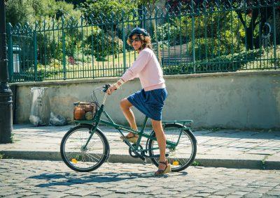 vélo cadre bas
